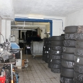 Reifenlager (automobiles)