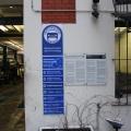 Eingangsbereich in der Monumentenstraße 35