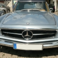 Mercedes Benz SL – Trio